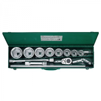 60/8/6/882 - Bộ khẩu, tuýp 1 inch STAHLWILLE - 430410