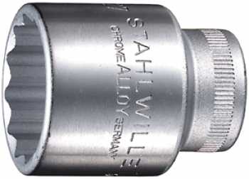 45A - Đầu khẩu, tuýp hệ inch STAHLWILLE - 427580
