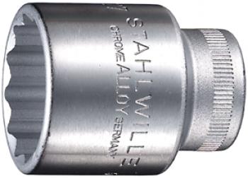 45 - Đầu khẩu, tuýp 3/8 inch STAHLWILLE - 427560