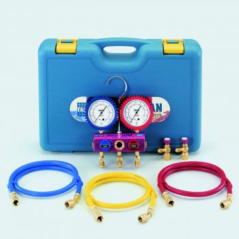 Đồng hồ áp suất TA122FBP