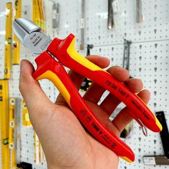 Kìm cắt cách điện 1000v Knipex - Made In Germany