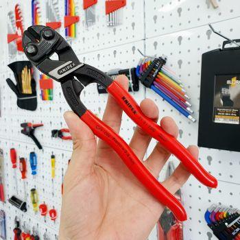 Kìm cộng lực khoen lưỡi Knipex CoBolt - Made In Germany