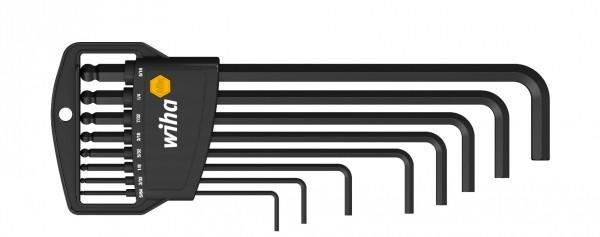 369 HZ8 - Bộ lục giác đầu bi hệ inch WIHA - 01420