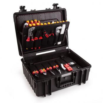 9300702 - Bộ dụng cụ cách điện 1000V WIHA 80 chi tiết - 40523