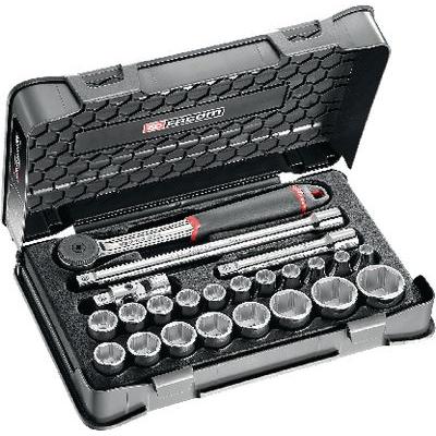 Facom S.423AP - Bộ khẩu tay vặn 1/2 inch FACOM - 428510
