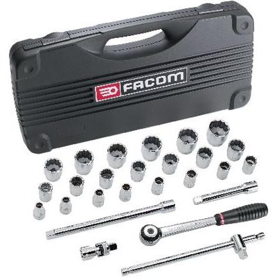 Facom S.430ADP - Bộ khẩu tay vặn 1/2 inch FACOM - 428520