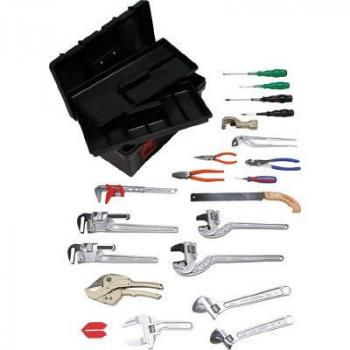 Bộ đồ nghề sửa chữa HVAC 21 chi tiết SUPERTOOL - H4000S (Tool Set)
