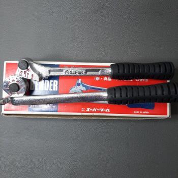Dụng cụ uốn ống SUPERTOOL - TB39 series (Standard type tube bender)