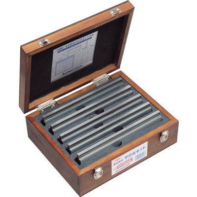 Bộ căn mẫu song song SUPER kiểu bước - PPP160SA (Thin type precision steel parallel set - stepped type)