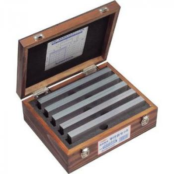 Bộ căn mẫu song song SUPER - PPP160FB (Thin type precision steel parallel set)