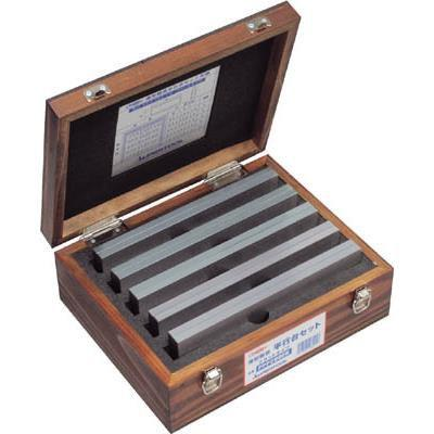 Bộ căn mẫu song song SUPER - PPP160FA (Thin type precision steel parallel set)