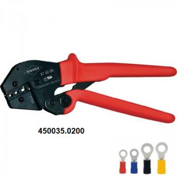 97 52 36 | 97 52 06 - Kìm ép đầu cos tròn RV KNIPEX - 450035