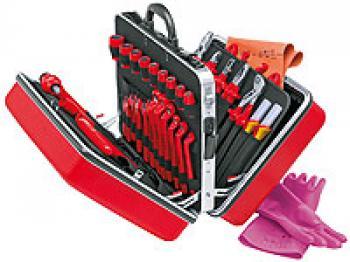 Bộ dụng cụ 48 chi tiết cách điện 1000V Knipex - 989914