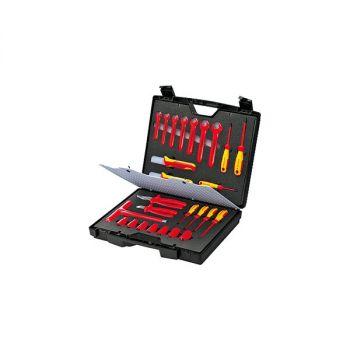 Bộ dụng cụ cách điện 1000V Knipex - 989912
