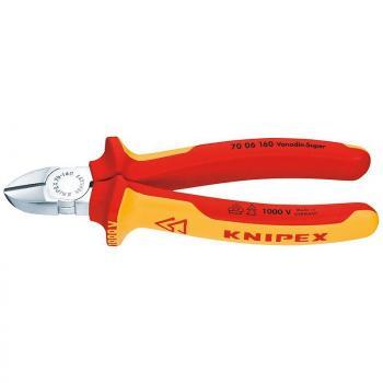 Kìm cắt cách điện 1000V Knipex - 7006-160
