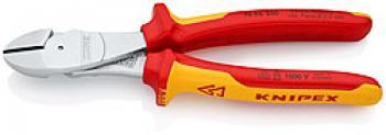 Kìm cắt trợ lực cách điện 1000V Knipex - 7406-200