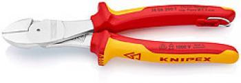 Kìm cắt trợ lực cách điện 1000V Knipex - 7406-180