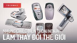 Những điện thoại làm thay đổi thế giới công nghệ!